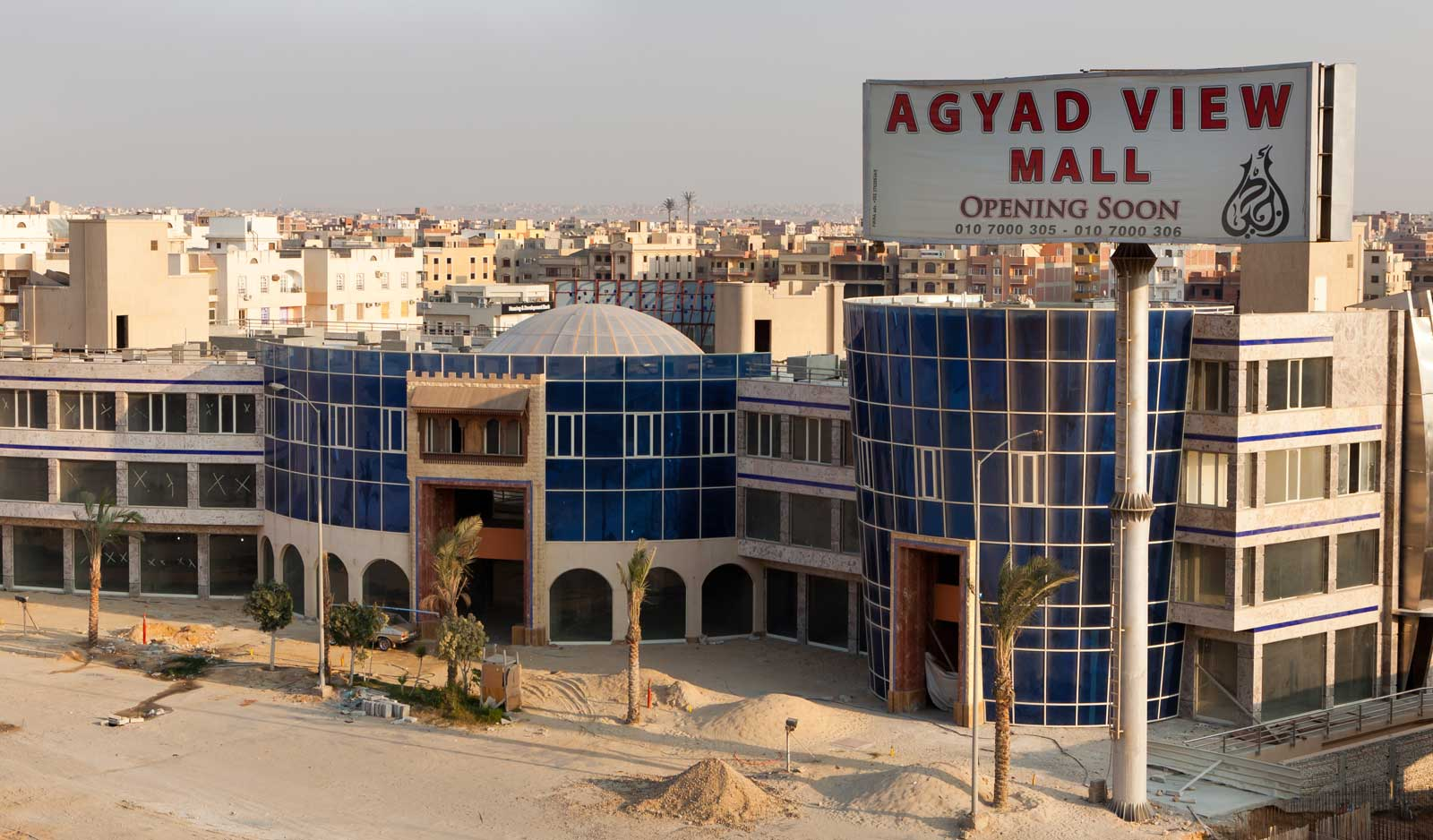 Agyad View